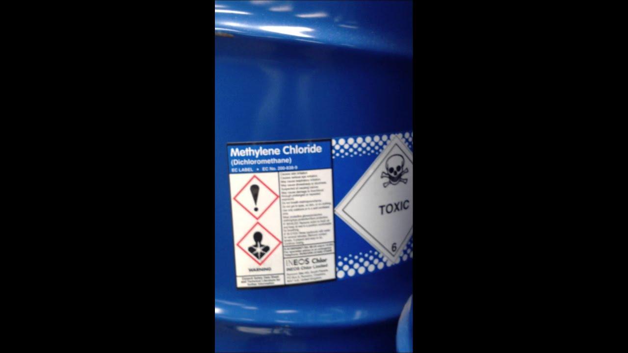 Methylene Chloride; ( ...