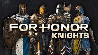 For Honor 2017 GMV Knight Faction: PowerWolf Christ and Combat