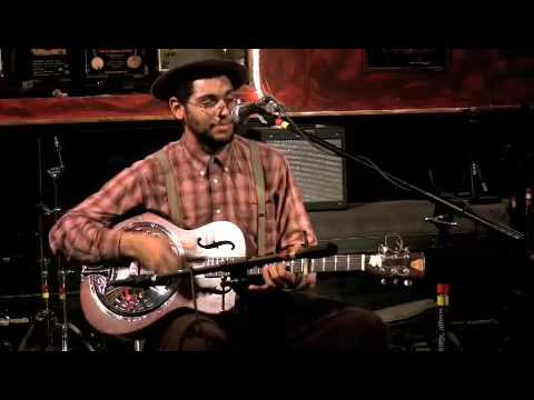 "Dom Flemons ""James Alley Blues"" Richard ""Rabbit"" Brown"