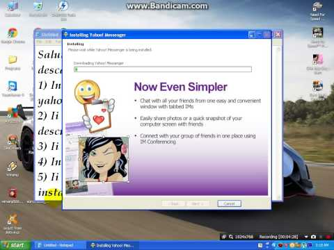 Cum se descarca si se instaleaza Yahoo Messenger??? Cea mai simpla si cea mai buna metoda!!!!!!!