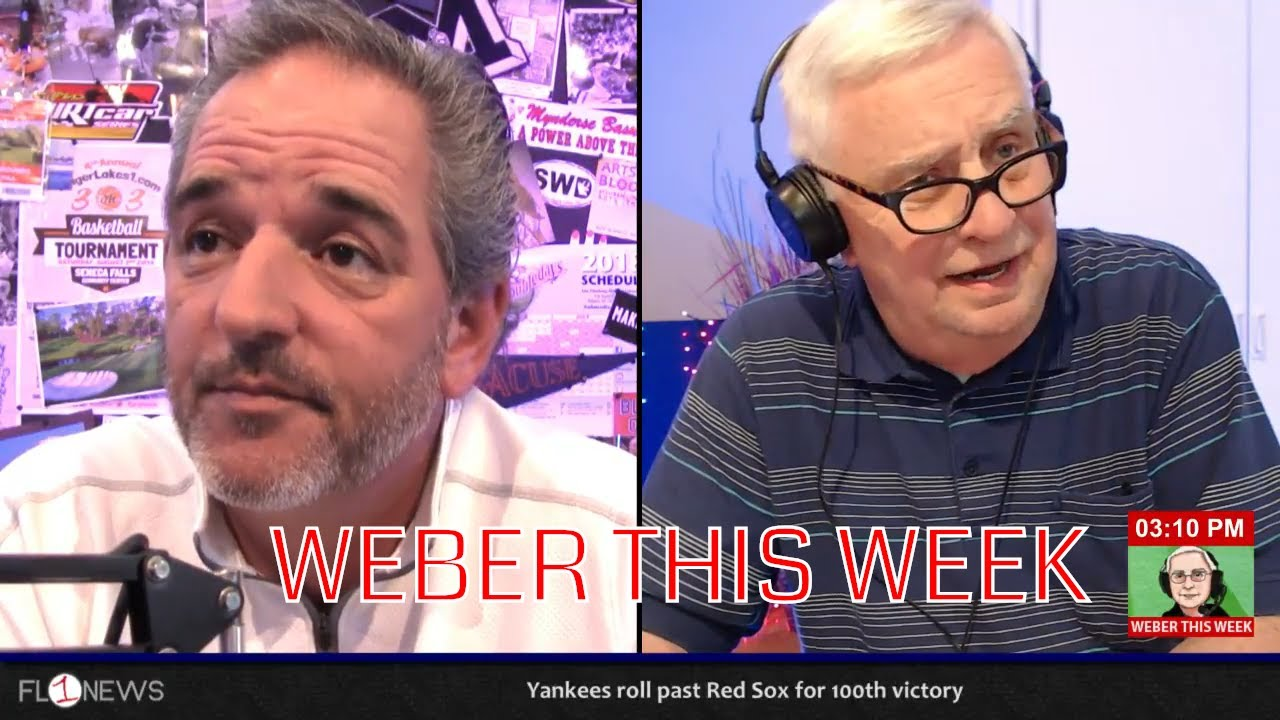 Ryder Cup disgrace & Syracuse comes oh so close .::. Weber This Week 10/1/18