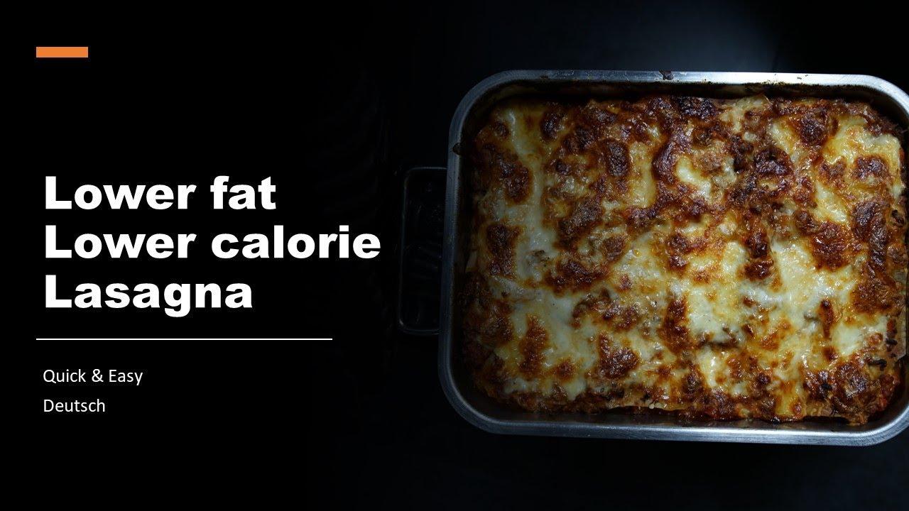 Kochen mit GIGANTE  - Lasagne