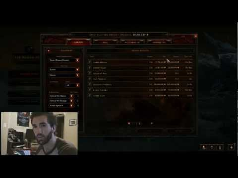 Diablo III - How to Snipe Items on the Auction House: Make Millions