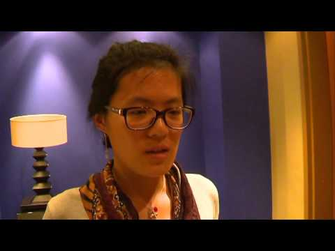 Interview with GM Hou Yifan