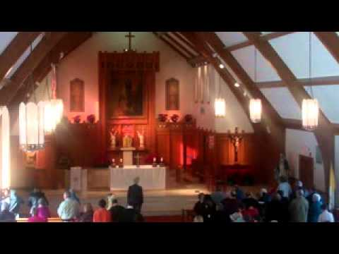 In Christ There Is No East or West (choir) 012212 AD_xvid.avi