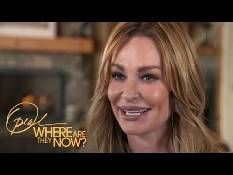 What Real Housewife Taylor Armstrong Can't Do Anymore | Where Are They Now | Oprah Winfrey Network