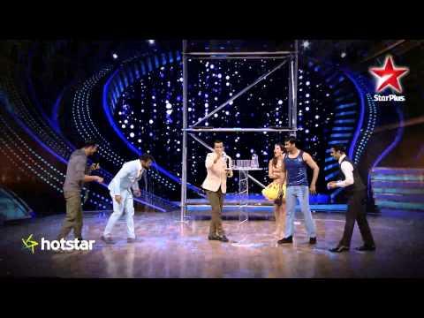Nach Baliye 7: Akshay Kumar as Gabbar makes a grand entry!