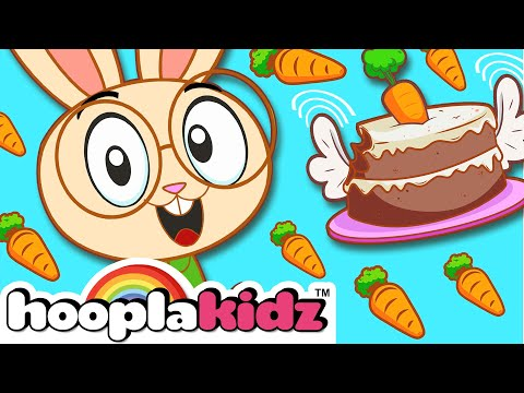 Sleeping Bunnies | + More Nursery Rhymes & Kids Songs - HooplaKidz