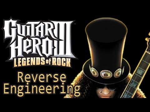 How I Fixed a 10 Year Old Guitar Hero Bug Without the Source Code