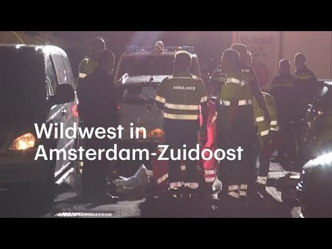 """Wildwest in Amsterdam-Zuidoost: """"Ze riepen:"""