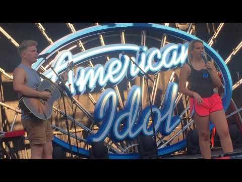 American Idol Season 16 – VIP | Monroe, WA 8.28.18