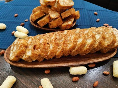 Колбаска из ирисок с кукурузными палочками !!!! Это просто невероятно вкусно!!!!