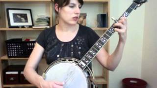 Glendale Train Backup - Excerpt from the Custom Banjo Lesson from The Murphy Method