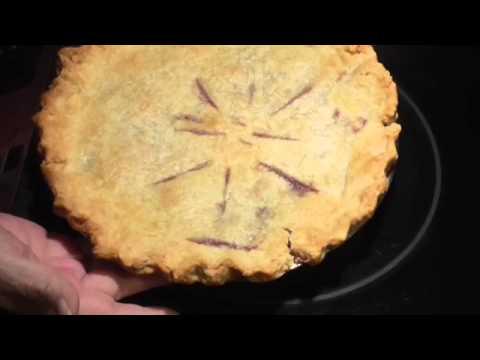 Prize Winning Sour Cherry Pie