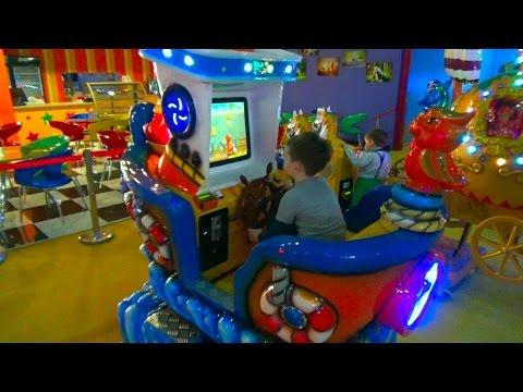 #2 VLOG развлекательный центр Волшебный Мир для детей Одесса kid's entertainment center happy time