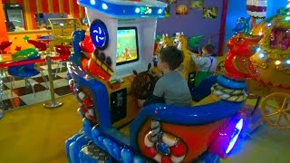 #2 VLOG развлекательный центр Волшебный Мир для детей Одесса kid's entertainment center happy time(, 2015-03-29T12:44:14.000Z)
