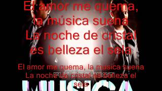 Fly Project - Musica (Lyrics)