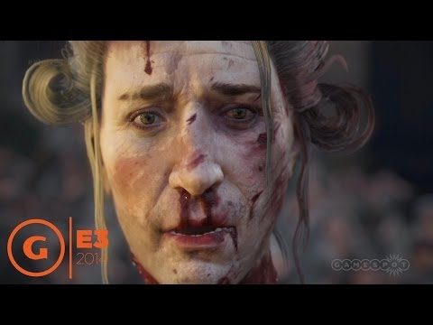 Assassin's Creed Unity - E3 2014 Gameplay Demo at Microsoft Press Conference