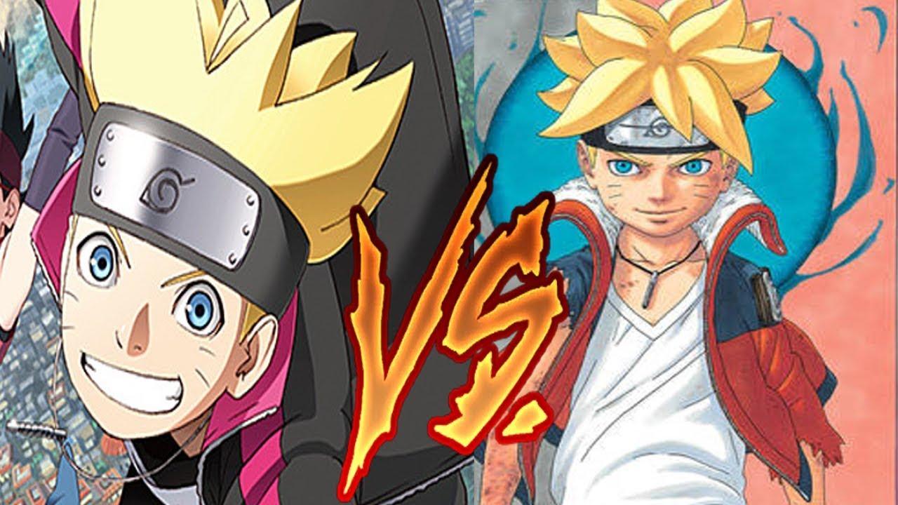 105+ Gambar Keren Anime Boruto HD