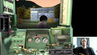 Microsoft Train Simulator - Ep 17 - KIHA 31 - Quake Damaged Track