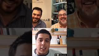 Instagram Live con Suburbio Wines