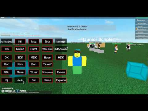 roblox 2016 troll script {updated AGAIN} works for level 7 ...
