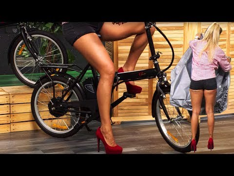 Bike tours do not have to be exhausting! With Vivien Konca at PEARL TV (June 2019) 4K UHD