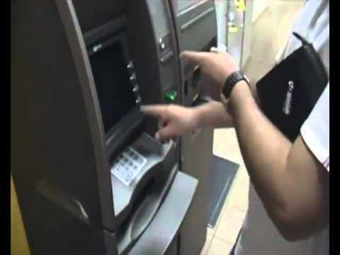 Как обмануть банкомат? - Ответ ЗДЕСЬ!