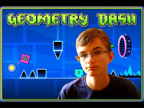 Geometry Dash #1 Wkurzająca, pogawędkowa gra!