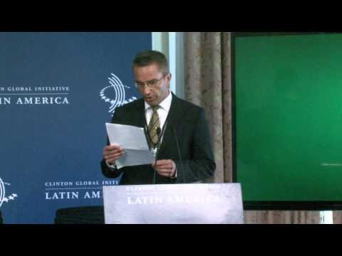 High-Impact Agriculture for Colombia's Small-Scale Farmers - 2013 CGI Latin America Meeting