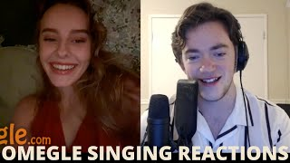 Omegle Singing Reactions | Ep. 27