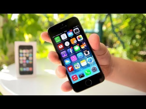 Apple iPhone 5S Review (ausführlich) deutsch german – felixba94