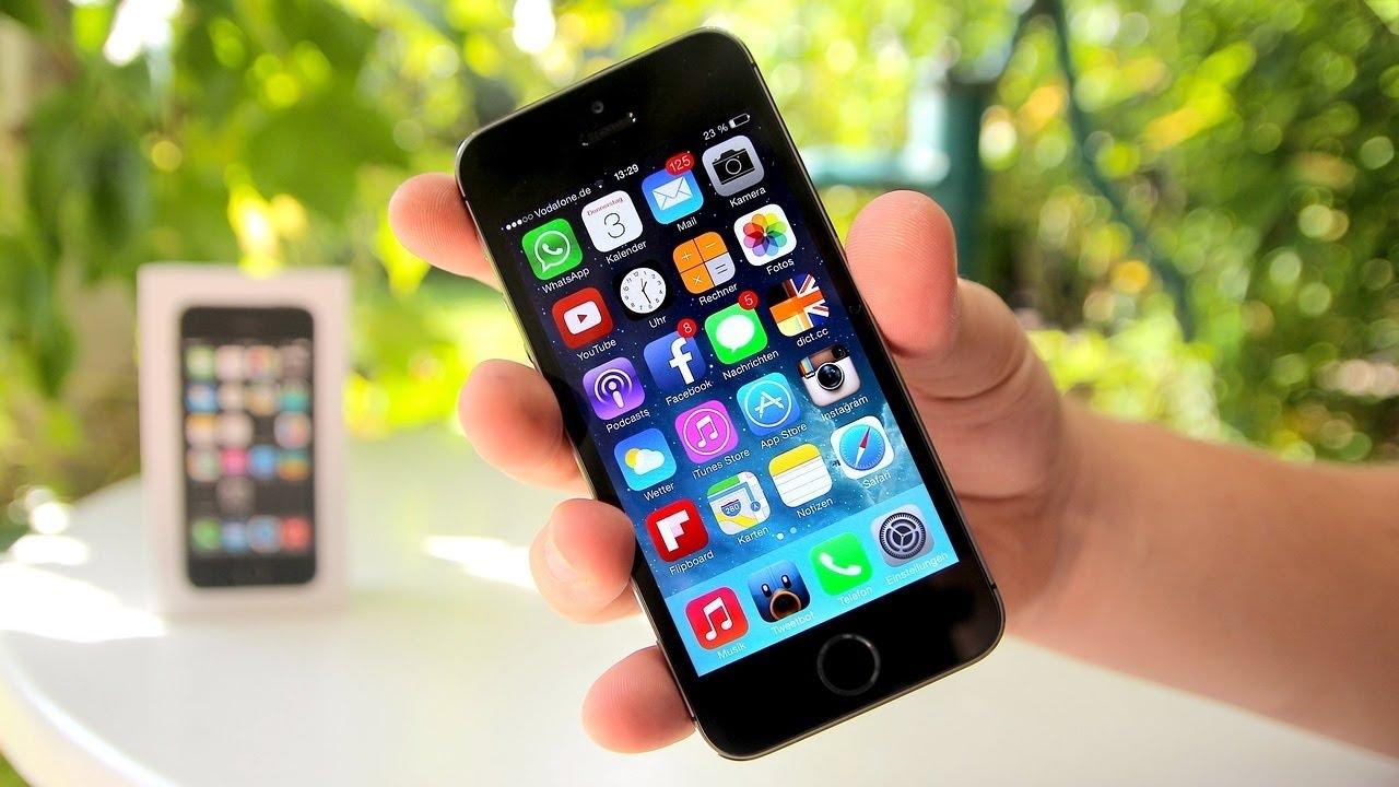 Bedienungsanleitung iphone 5s deutsch kostenlos