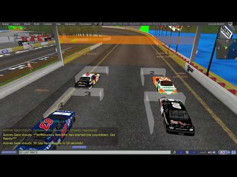 GWRL: Winston Cup @ Sunset Speedway, 21st May 2018