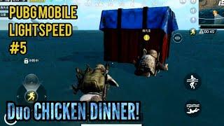 PUBG Mobile Beta Download   Duo Chicken Dinner   Lightspeed and Quantum Studio Gameplay #5