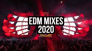 Electro Pop 2020 - EDM Mixes of Popular Songs 2020 Best EDM Music