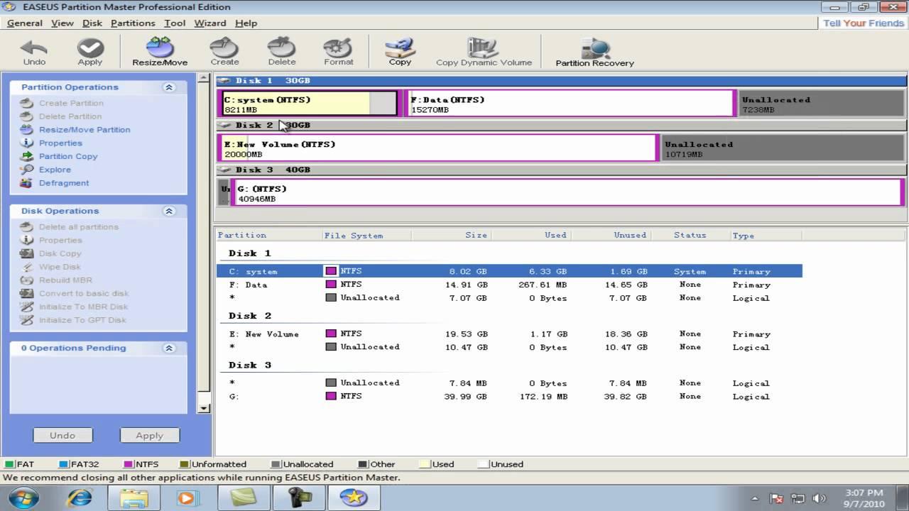 norton partition magic for windows 7 64 bit free download