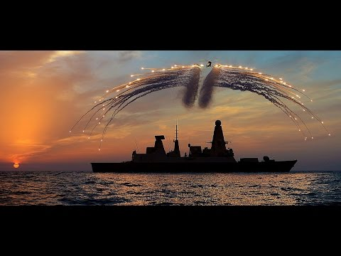 U.S. Navy Warships Frontline Sea Power