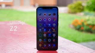 Umidigi Z2 Review - A Beautiful Budget Phone with the Notch!