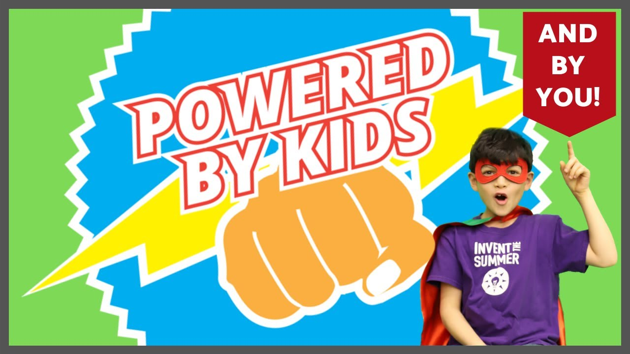 Help Power the Kids!