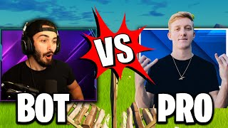 I Hosted a 1v1 PROS VS. NOOBS Fortnite Tournament...