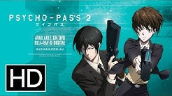 Psycho-Pass II - Official Trailer