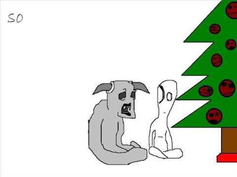 Orange James: Christmas Cartoon