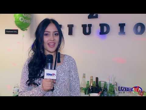 Grand Opening Z Studio - Uzbek TV New York,Inc