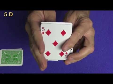 Card Trick So Simple Its Brilliant