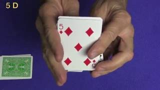 Card Trick So Simple It