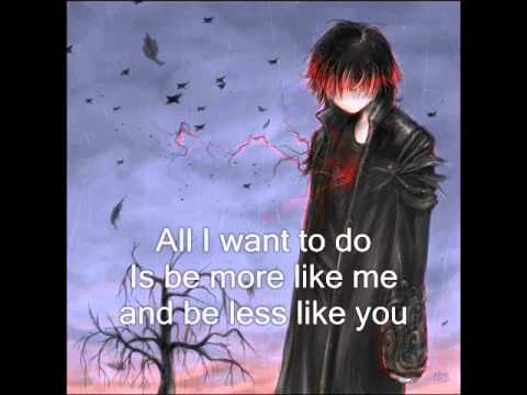 Nightcore - Numb (Lyrics)