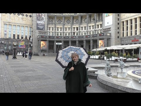 Yerevan, 24.03.19, Su, (на рус.), Video-1, Дождь только по воскресеньям :)