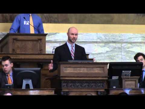 2016 Montana Youth and Government Day 3 Joint Session