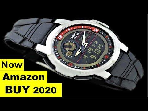 TOP 10: Best Casio Watches For Men To Buy In 2020